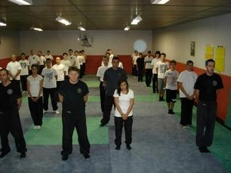 Photo  de Groupe N°2 au SAN KYO DOJO